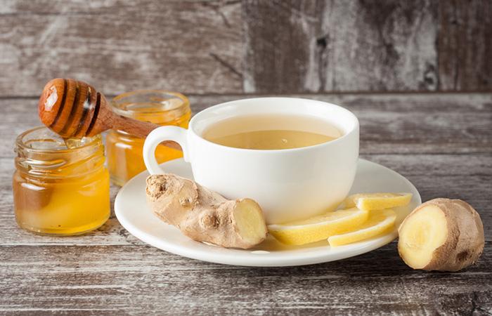 5-ginger-and-honey-tea